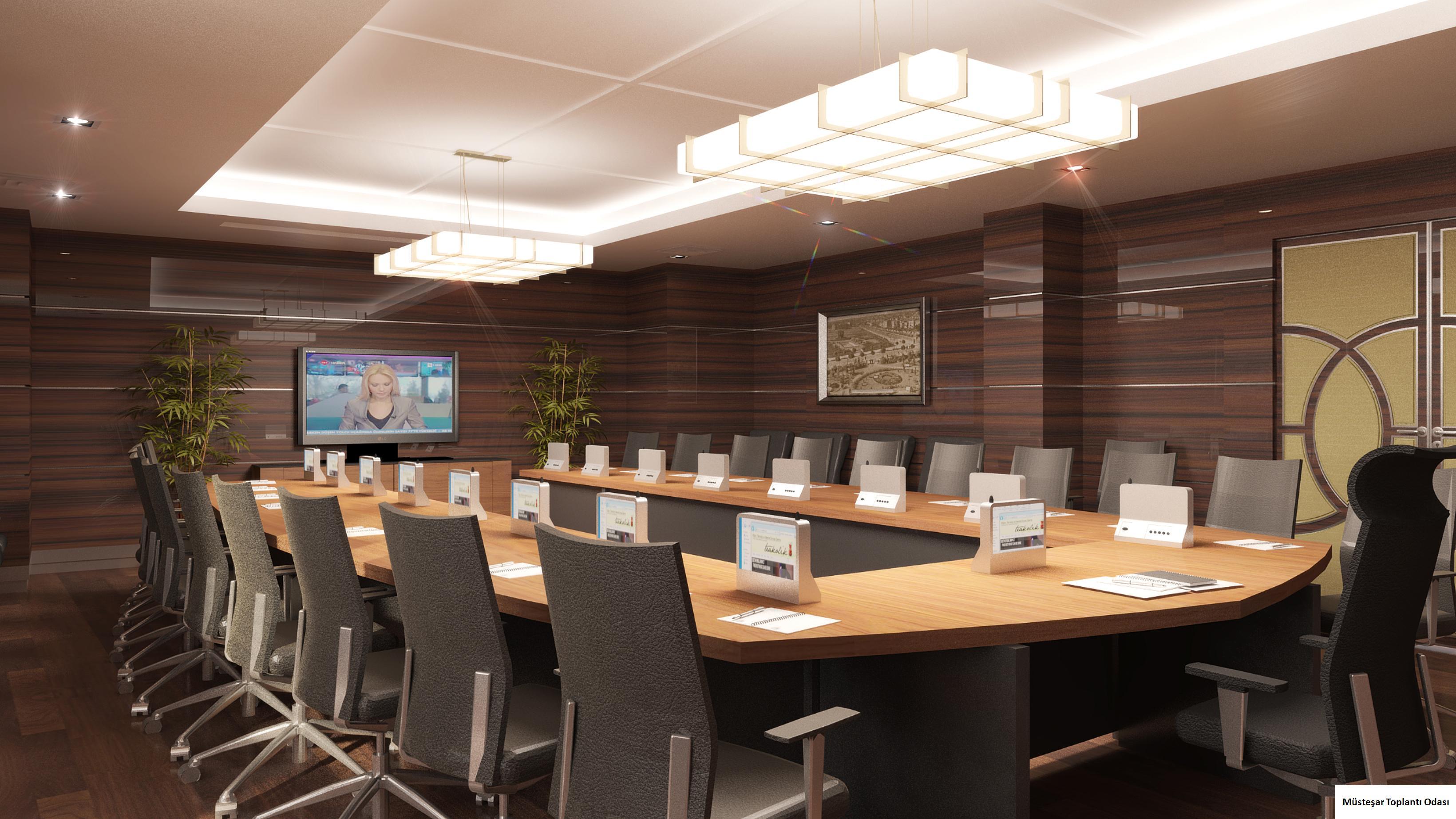 Müsteşar Toplantı Odası 1
