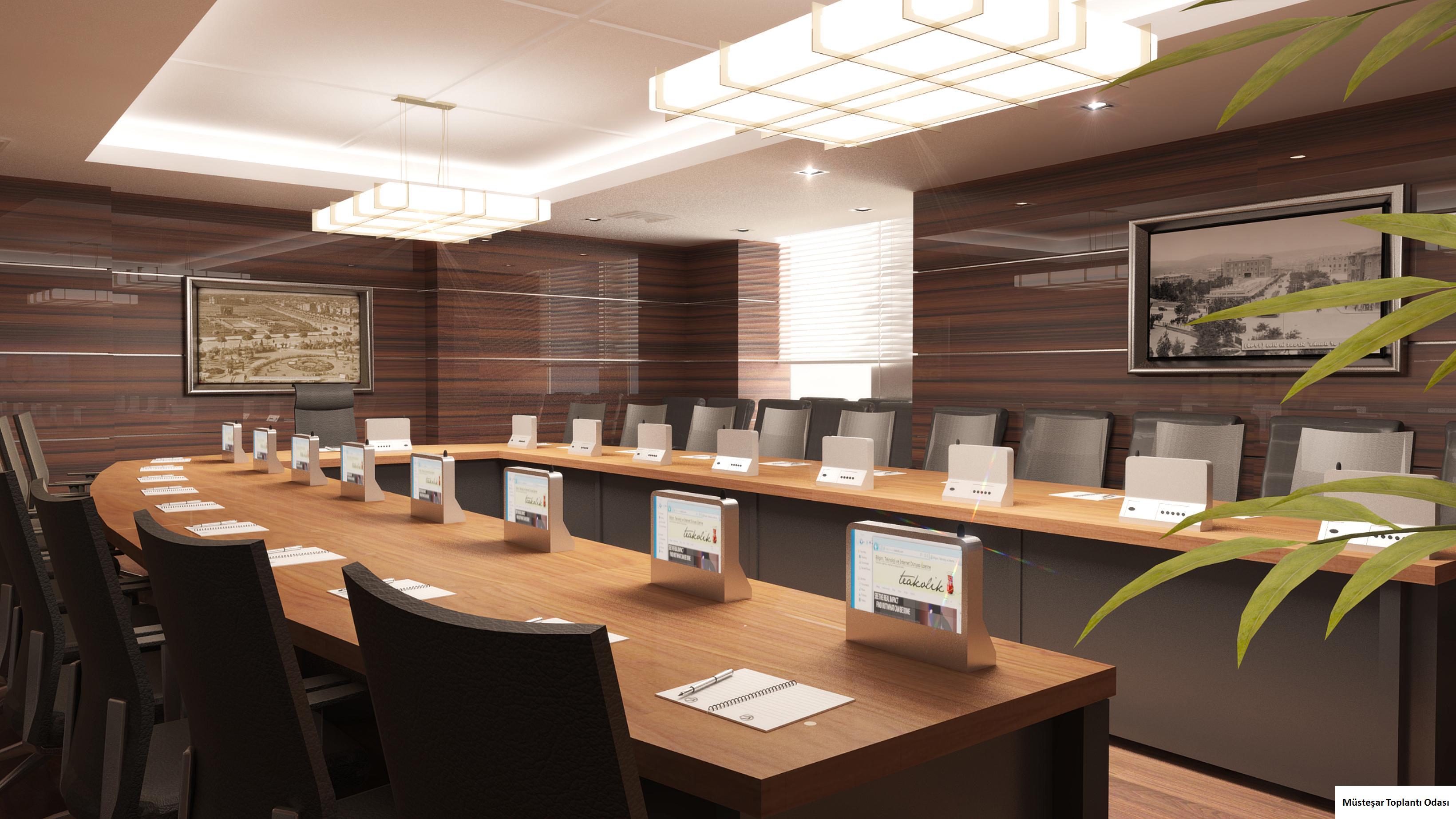 Müsteşar Toplantı Odası 2